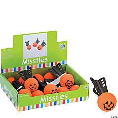 Mini Jack-O'-Lantern Missiles