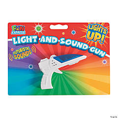 Mini Light & Sound Guns