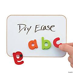Mini Magnetic Dry Erase Boards