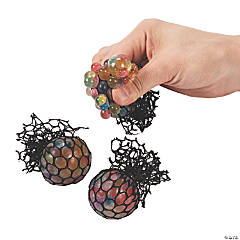Mini Mesh Water Bead Stress Balls