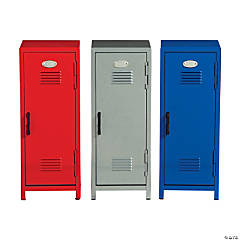 Mini Metal Locker