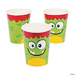 Mini Monster Cups