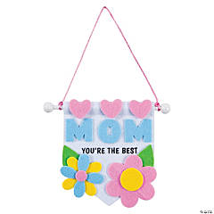 Mini Mother's Day Banner Craft Kit