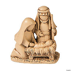 Mini Nativity with Card Sets