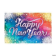 Mini New Year's Eve Jeweltone Banner
