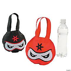 Mini Ninja Tote Bags