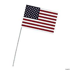 Mini Patriotic Flags