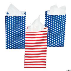 Mini Patriotic Treat Bags