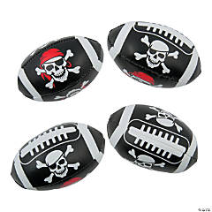 Mini Pirate Footballs