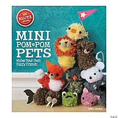 Mini Pom Pom Pets Book Kit