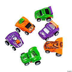 Mini Pull-Back Cars