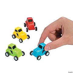 Mini Pull-Back Tractors