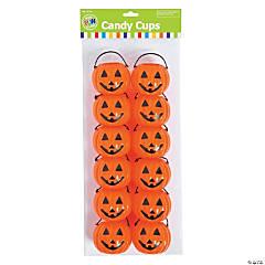 Mini Pumpkin Candy Pails