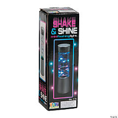 Mini Shake & Shine Flashing Light