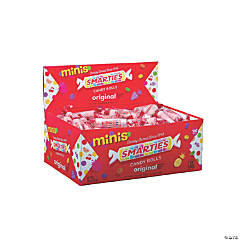 Mini Smarties® Hard Candy Rolls