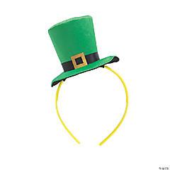 Mini St. Patrick's Day Hat Headbands