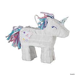 Mini Unicorn Piñata Decoration
