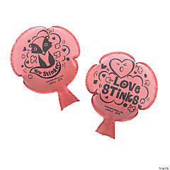 Mini Valentine Skunk Whoopee Cushions