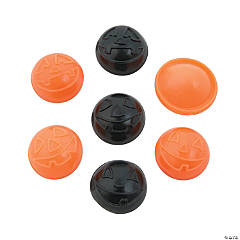 Mini Vinyl Halloween Molded Poppers
