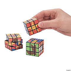 Mini Western Animals Magic Cubes
