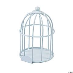 Mini White Birdcages