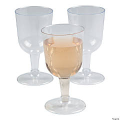 Mini Wine Appetizer Glasses