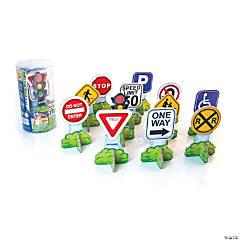 Minimobil Traffic Signs - Qty 2