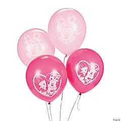 """Minnie Bowtique 12"""" Latex Balloons"""