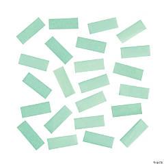 Mint Green Tissue Paper Confetti
