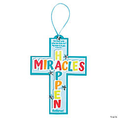 Miracles Happen Craft Kit