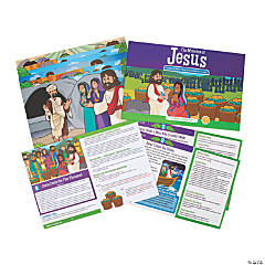 Miracles of Jesus Teacher Companion