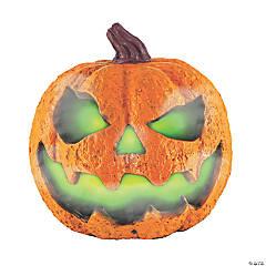 Misting Pumpkin Halloween Decoration