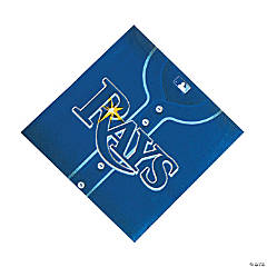 MLB® Tampa Bay Rays™ Luncheon Napkins