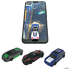 Mobile Arcade Virtual Racer: Set of 4