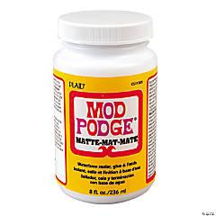 Mod Podge® Acrylic Sealer - Matte