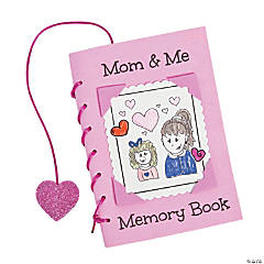 Mommy & Me Memory Book Craft Kit