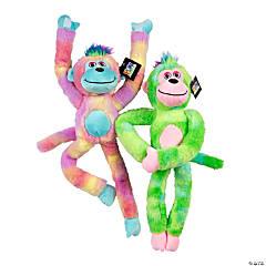 Monet the Mohawk Long Arm Stuffed Monkeys