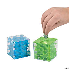 Money Maze Boxes