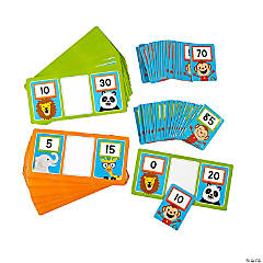 Monkey in the Middle Math Game