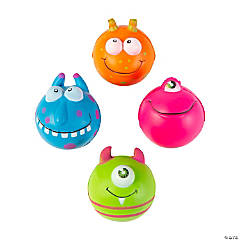 Monster Character Stress Balls