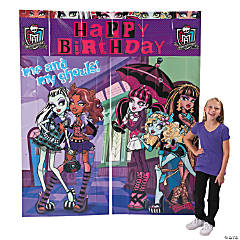 Monster High™ Scene Setter