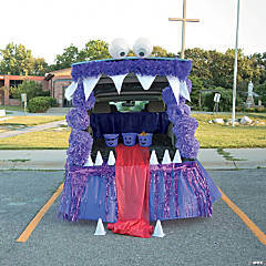 Monster Trunk-or-Treat Decorating Kit