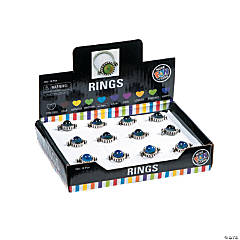 Mood Dome Rings