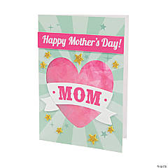 Mother's Day Card Craft Kit
