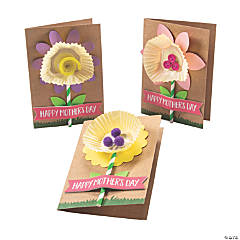 Mother's Day Flower Card Craft Kit