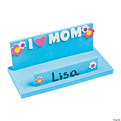 Mother's Day Phone Stand Craft Kit
