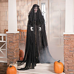 Mourning Glory Halloween Decoration