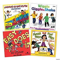 Move! Play! Grow! - 4 CD Set