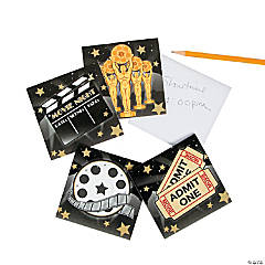 Movie Night Notepads