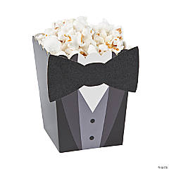 Movie Night Popcorn Boxes